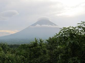 Volcan Concepcion.